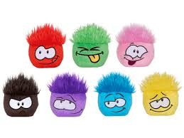 club penguin puffle toy