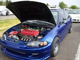 1995 honda civic ex for sale