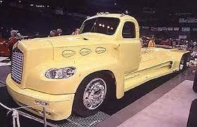 custom mack truck