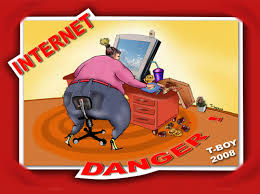 the danger of the internet
