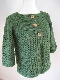 february lady sweater