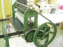 intaglio presses