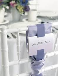purple place cards