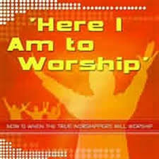 Various Artists - Here I Am To Worship