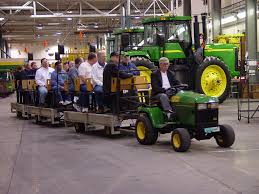 tractor assembly