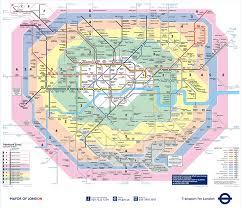 london map subway