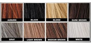 hair colors men