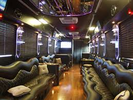 limousine party buses