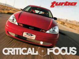 ford focus turbos