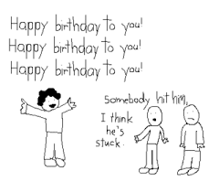 happy birthday funny picture