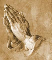 prayer hands photo