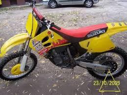 1996 suzuki rm 125