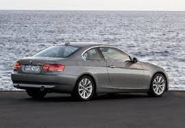 bmw 320d coupe 2007