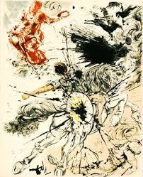 dali don quichotte