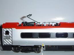 train pantograph