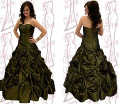 elegant ball gown