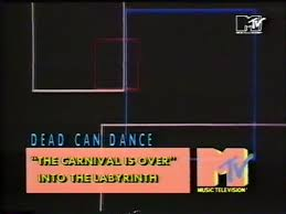 dead can dance poster