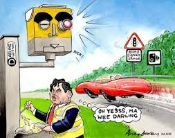 speed camera images