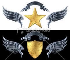 emblem wings