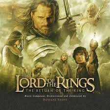 lord of the rings 3 soundtrack