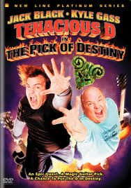 tenacious d in the pick of destiny dvd