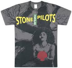 stone temple pilot t shirts