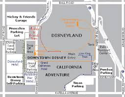 disneyland area