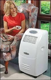 portable air conditioner window