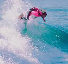 pink wetsuits