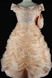 glitzy pageant dresses