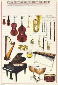 symphony instruments