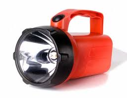 battery powered torches
