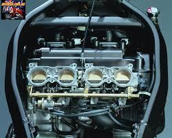 honda cbr engine