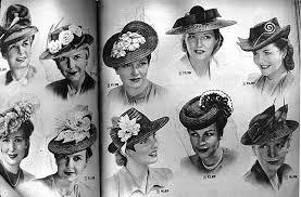 hats 1940