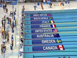 olympics swimming pictures