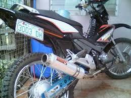 honda xrm 125 modified