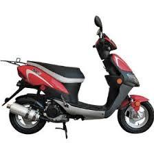 2006 baja scooter
