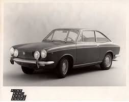 fiat sport coupe
