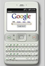 mobile phone google