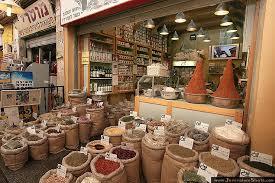 רמ´ח  MIZWOT - Gebote - 245 bis 248 Jerusalem-Market-28