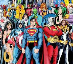 all the superheroes