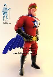 disney super heros