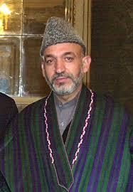 afghanistan hamid karzai