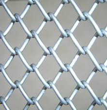 stainless steel wire fence
