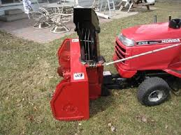 honda tractor