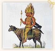 agni hindu god