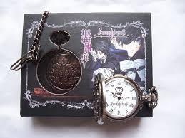anime pocket watch