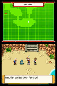 pokemon rangers ds