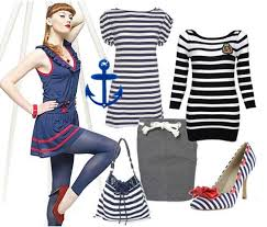 nautical wear