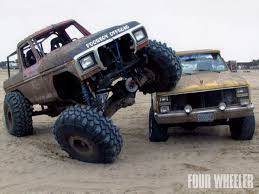 ford bronco truck